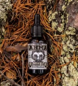Ahma Beard Oil Vivid Woodland