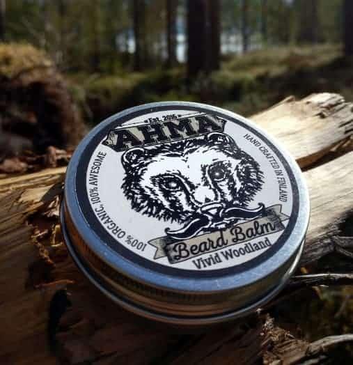 Ahma Beard Balm - Vivid Woodland