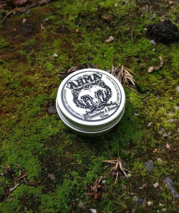 Ahma Moustache & Beard Wax
