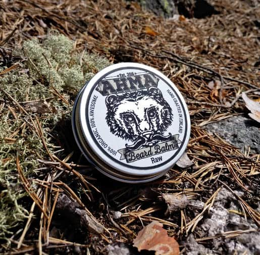 Ahma Beard Balm Raw