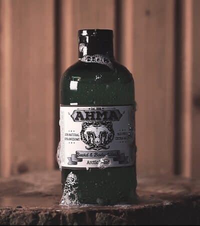 Ahma Beard and Body Wash - Arctic Wind